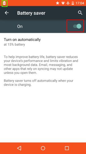 battery_saver_in_Android_Lollipop_7_battery_saver_active