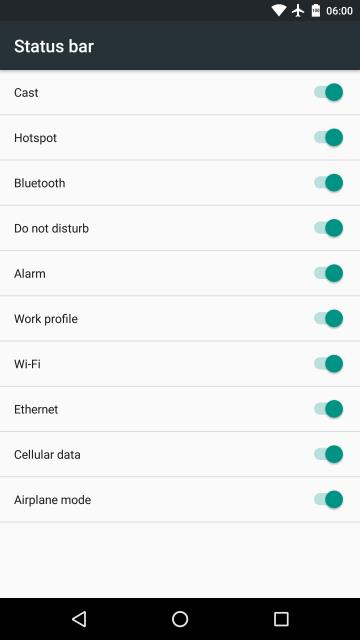 use_system_UI_tuner_in_Android_Marshmallow_7_customize_status_bar