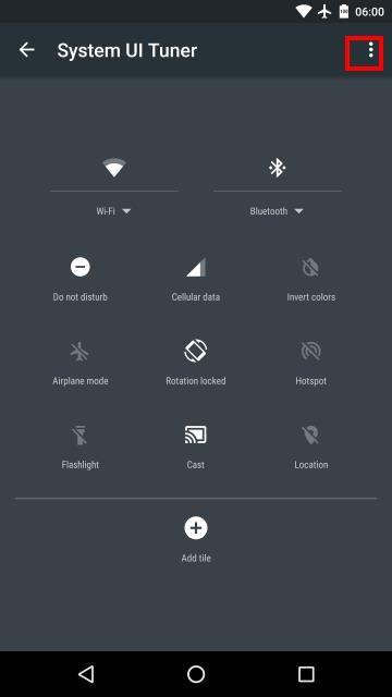 use_system_UI_tuner_in_Android_Marshmallow_9_reset_quick_settings