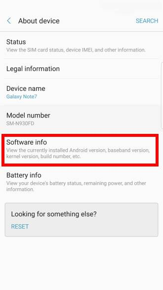 check version of Android in your phone or tablet