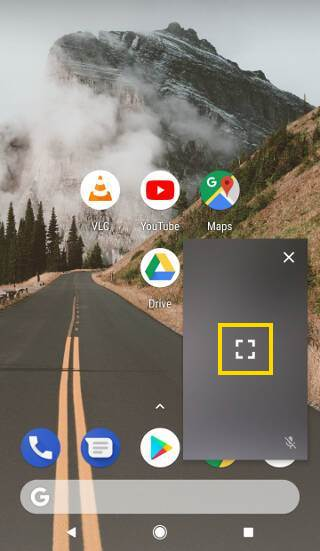 How to use PIP mode for Google Duo