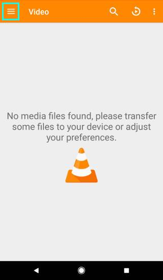 How to use PIP mode for VLC player