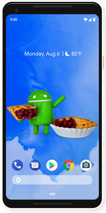 Android Pie Guides