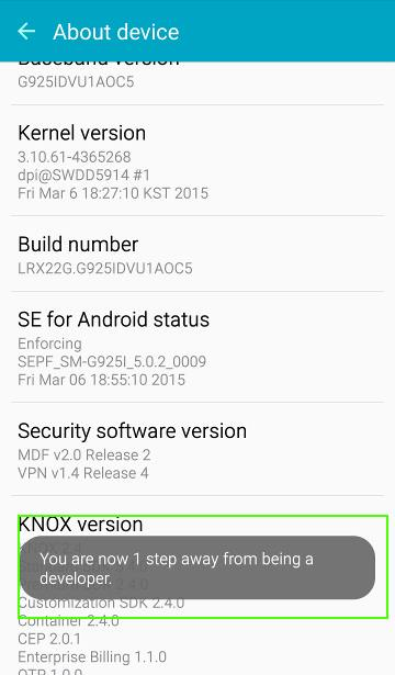 access_enable_galaxy_s6_developer_options_2_steps_away_from_being_a_developer
