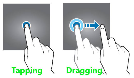 use_galaxy_s6_touchscreen_1_gesture_tapping_dragging