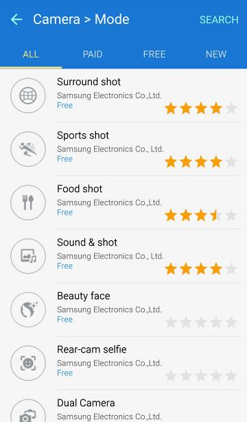 download_install_additional_galaxy_s6_camera_modes_3_camera_modes_in_galaxy_apps