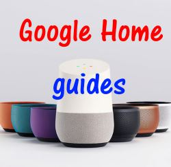 Google Home Guides community