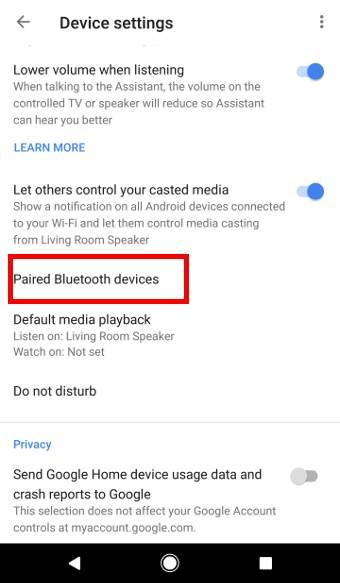 pair Bluetooth speaker