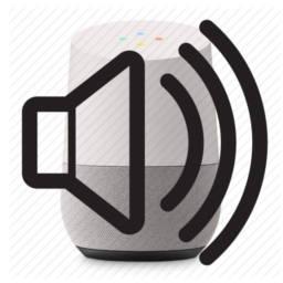 adjust alarm volume and timer volume in Google Home, Google Home Mini and Google Home Max