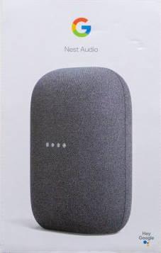Nest Audio layout