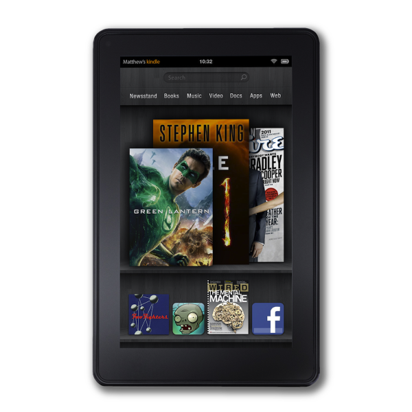 Kindle Fire Guides