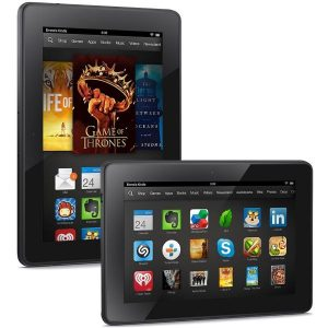 Kindle and Fire Tablet Guides