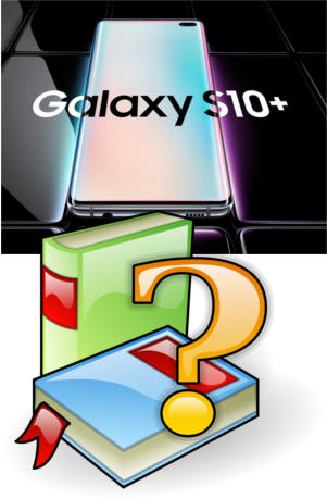 Official Samsung Galaxy S10 user manuals