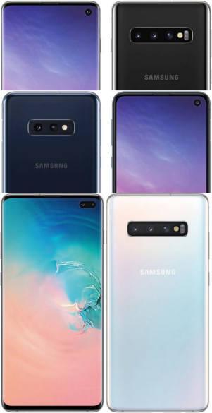 pecifications of Samsung Galaxy S10, S10 Plus and S10e