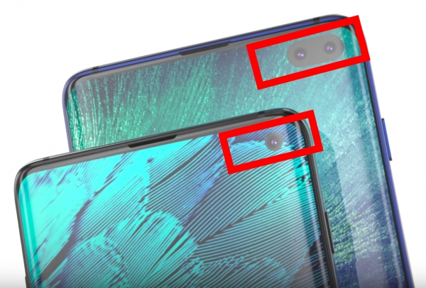 Key features in specifications of Samsung Galaxy S10, S10 Plus,and S10e