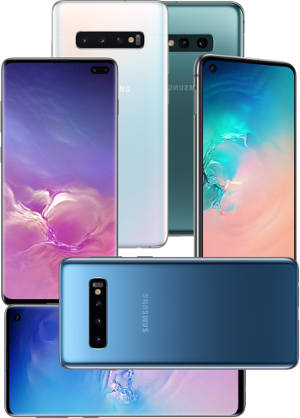 Galaxy S10 layout (layout of Galaxy S10, S10 Plus, and S10e)