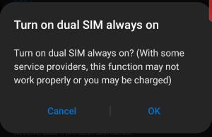 use two SIM cards on Galaxy S10, S10+, and S10e