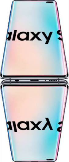 avoid mirrored photos with Galaxy S10 front camera