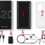 Unbox Galaxy S20: Understand Items in Galaxy S20 Box