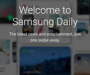 disable or hide Samsung Daily (Bixby Home) on Galaxy S20