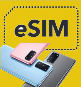 Galaxy S20 eSIM support and use eSIM on Galaxy S20