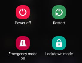 How to power on, power off, and restart Galaxy S20?