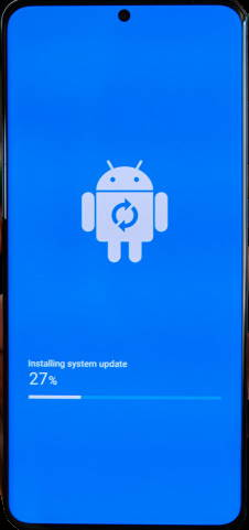 update Galaxy S20 to Android 11