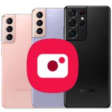 Galaxy S21 Camera App