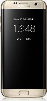Galaxy S7 always-on display