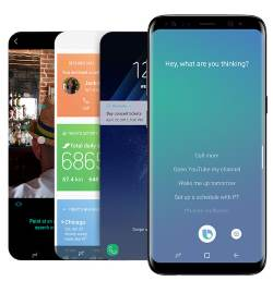 How to remove Bixby Home page in Galaxy S8 and S8+ home screen?