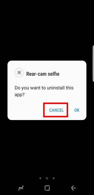 manage Galaxy S8 camera modes