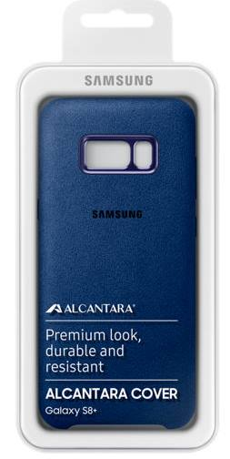 Advantages ofGalaxy S8 Alcantara Cover for Galaxy S8 and S8+