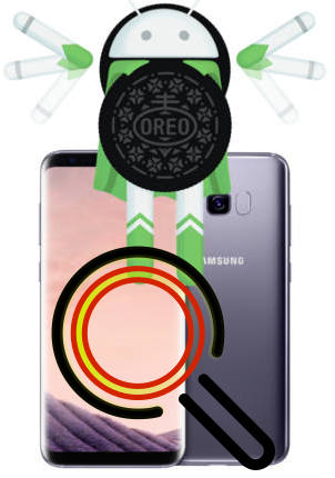 Galaxy S8 Android Oreo update guides
