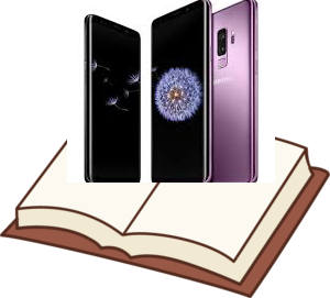 Official Samsung Galaxy S9 user guides