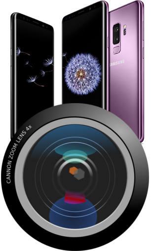 Galaxy S9 camera guides