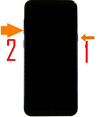 Use button combinations to boot into Galaxy S9 safe mode