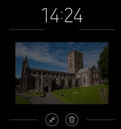 Galaxy S9 always-on display (AOD) on Galaxy S9 and S9+