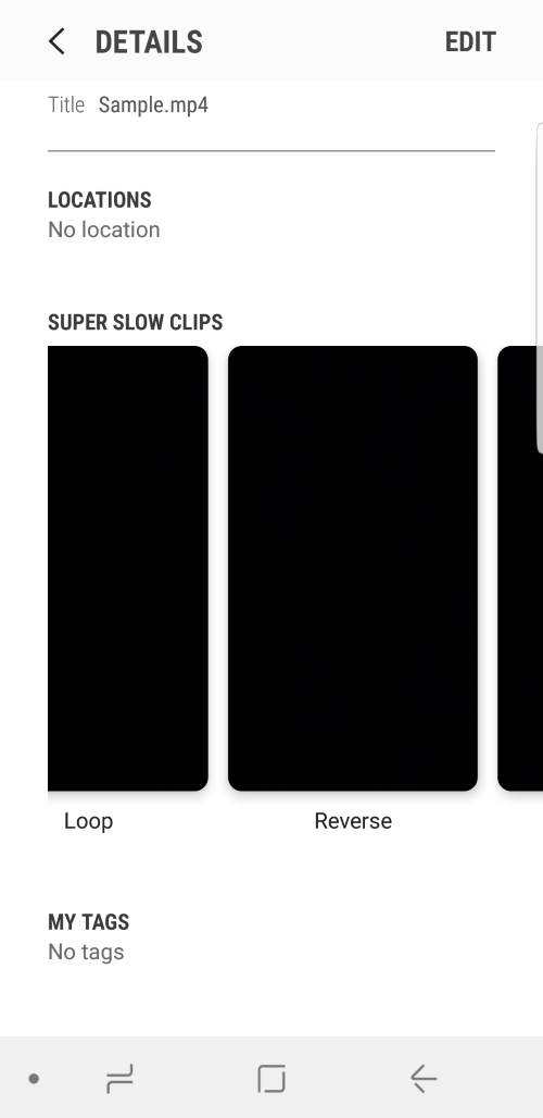 export super slow-mo videos as GIF animations