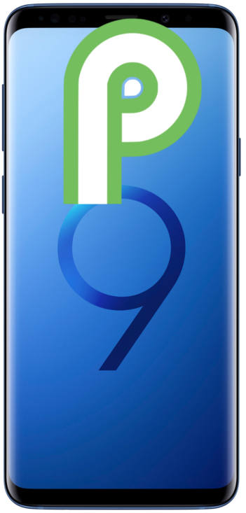 Galaxy S9 Android Pie update guides